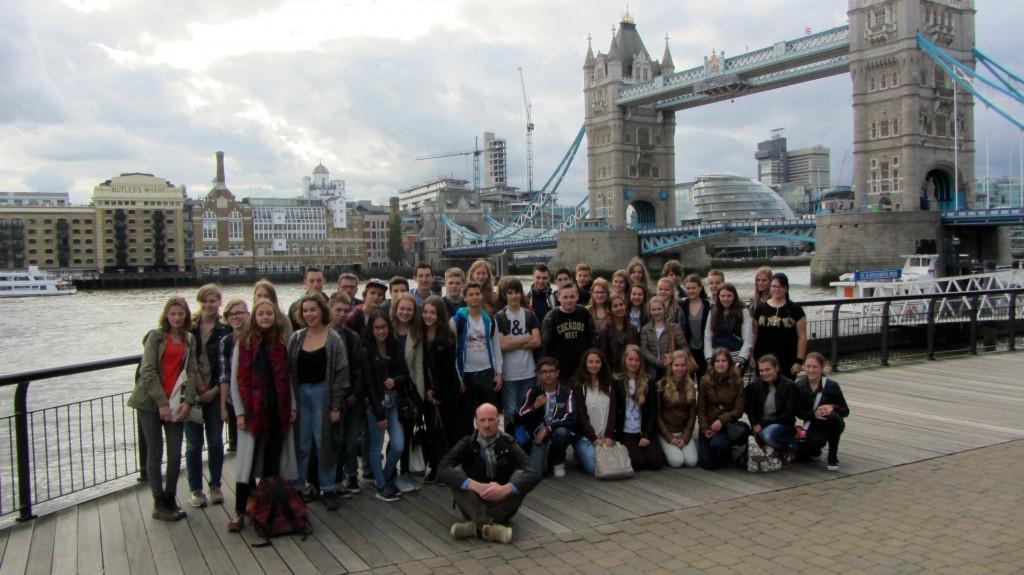 Lamegoose Goes London - Groepsfoto 2014