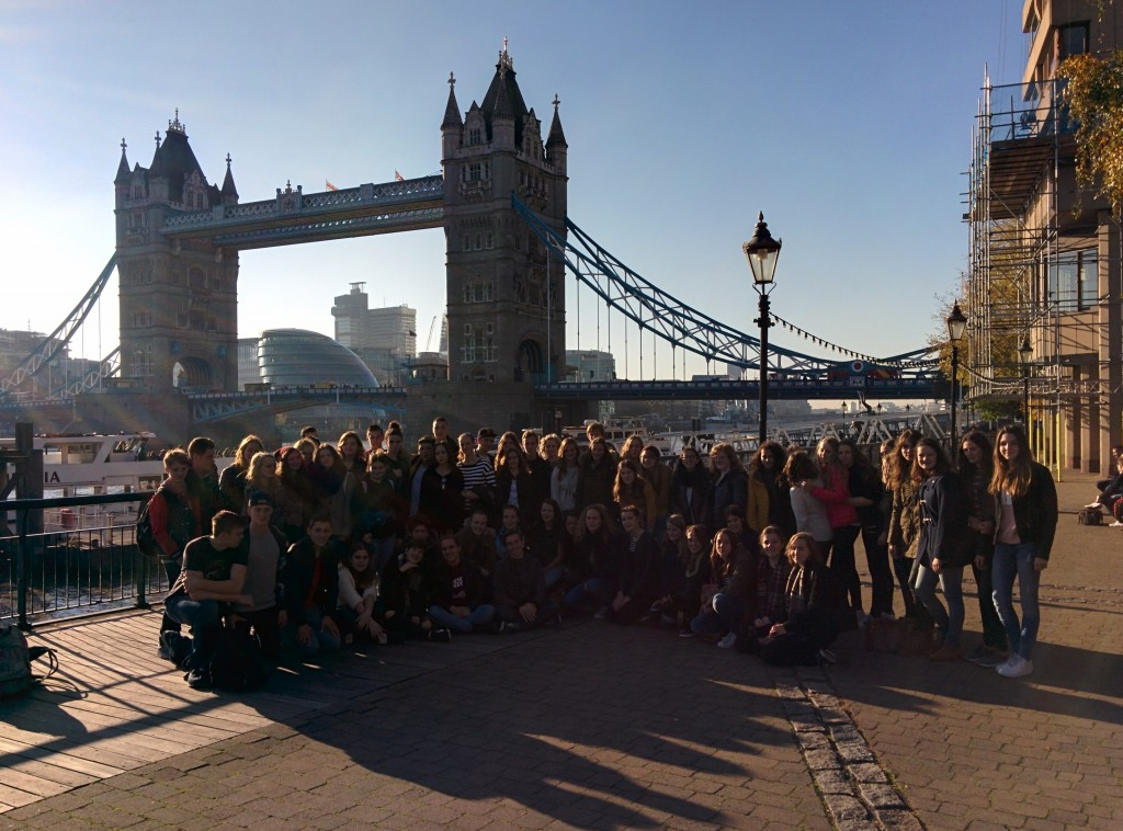 Lamegoose Goes London - Groepsfoto 2015
