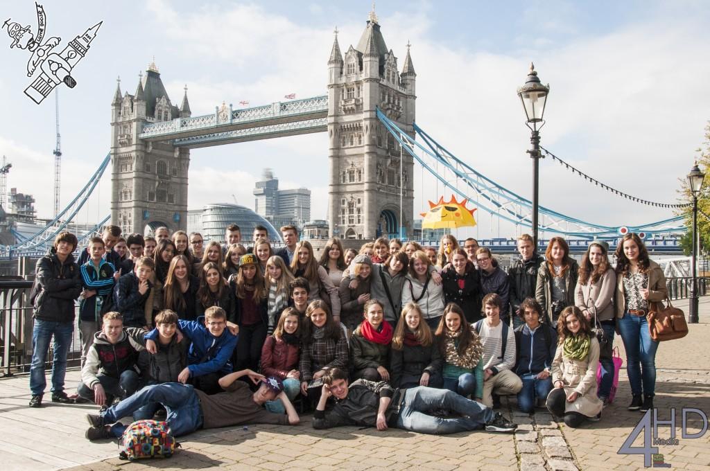 Groepsfoto 2013 - Lamegoose Goes London